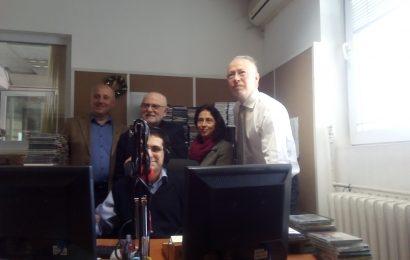 Интервю с Джон Смит в Класик ФМ